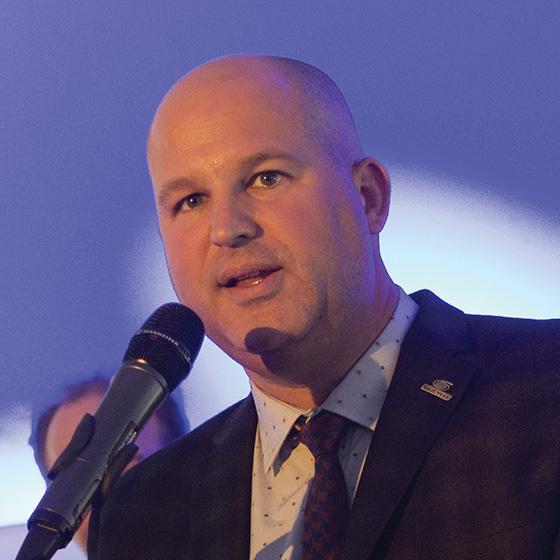 Hugo St Laurent, cofondateur et président de SiliCycle